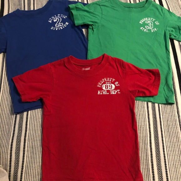 Lot of 3 The Children's Place tshirts